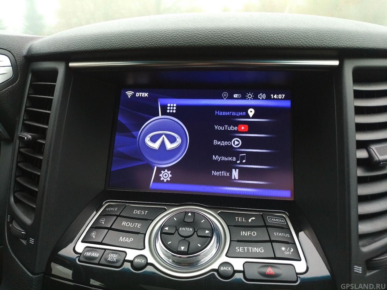 навигация для авто