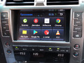 Установка навигационного блока на Android для Toyota Land Cruiser 200 и Lexus 2009-2012 (Navitouch NT3306)