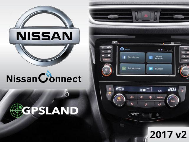 nissan connect 3 gpsland. Black Bedroom Furniture Sets. Home Design Ideas